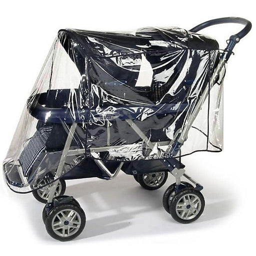 Rain Cover for Tandem Strollers