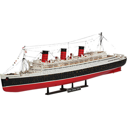 Revell Queen Mary To The Scale 1:570