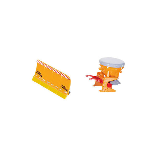 SIKU 2058 Spreader and Clearing Blade 1:32