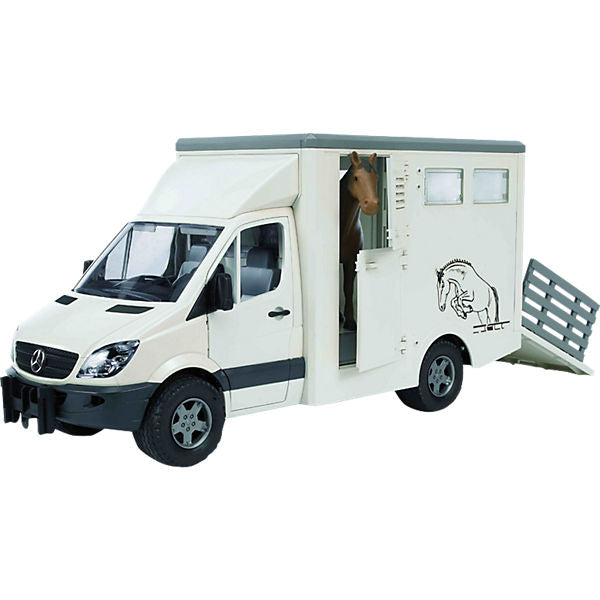 BRUDER 02533 MB Sprinter Animal Transporter