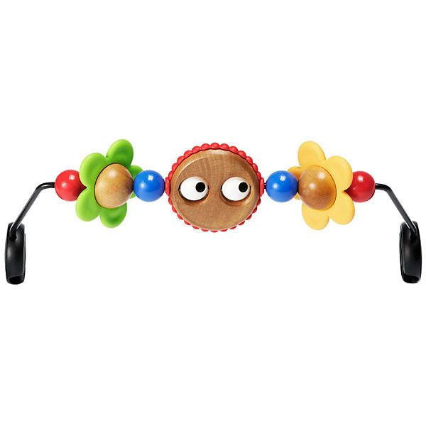 BB® Wooden Toy for Babysitter , Googly eyes