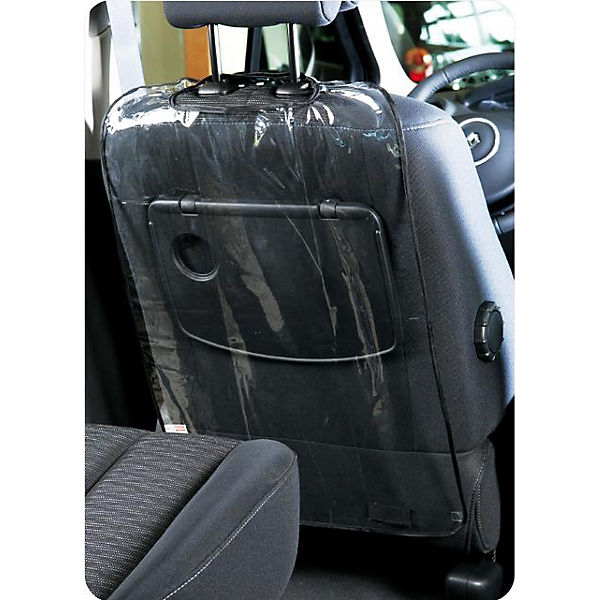 Car Backrest Cover, Transparent