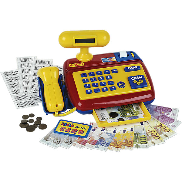 klein Shop, Cash register, Electronic