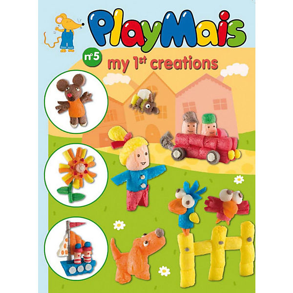 PlayMais Book: My 1st Creations