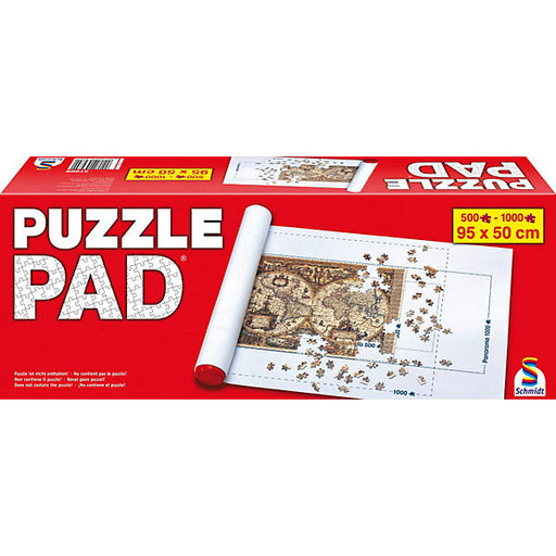 Puzzle Pad for Jigsaws up to 1,000 Pieces