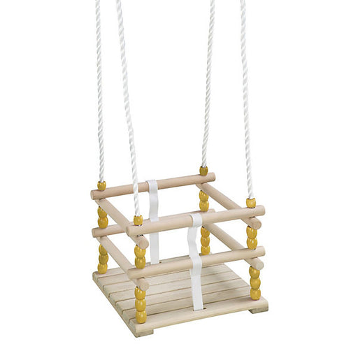 Wooden Nursery Swing