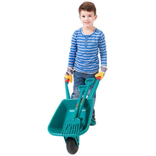 BOSCH Gardener set with gardener cart