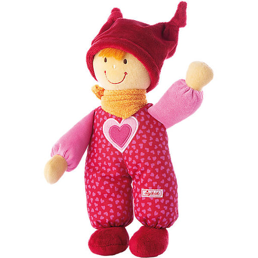 Baby Dolly Baby Dolly, Red, 24 cm