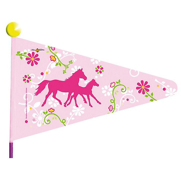 Horse-Lover Bicycle Pennant