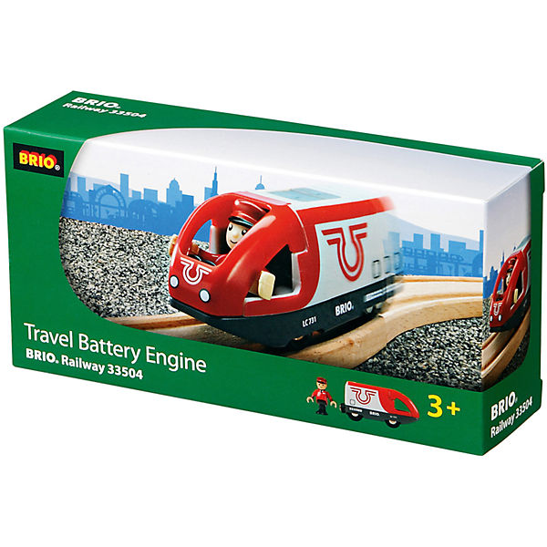BRIO 33504 Railcar (Battery Engine)