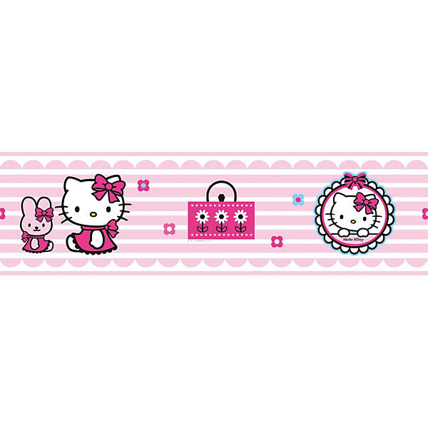 Border Roll Hello Kitty (15,9x500 cm)