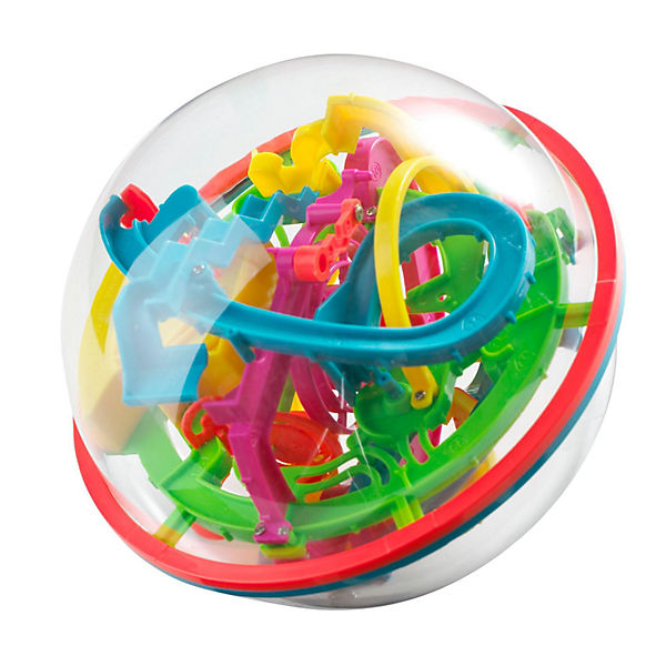 Addict-A-Ball 20 cm (Puzzle Ball and Game of Skill with 138 Sections)