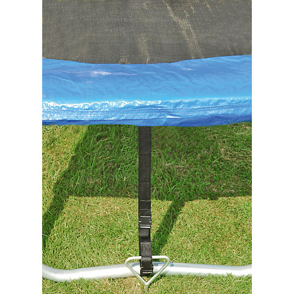 Trampoline anchorage kit
