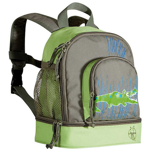Kids' Mini Backpack, Crocodile