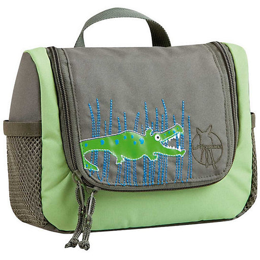 Kids' Mini Washbag, Crocodile