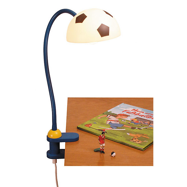 Clip-On Lamp, Football