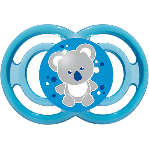 Pacifier Perfect, silicon, Size: 2+. Boys
