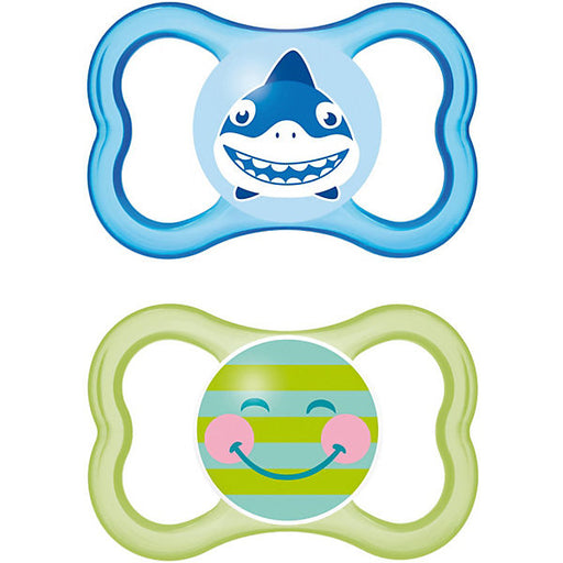 Pacifier Air, Latex, Size 2, Boys