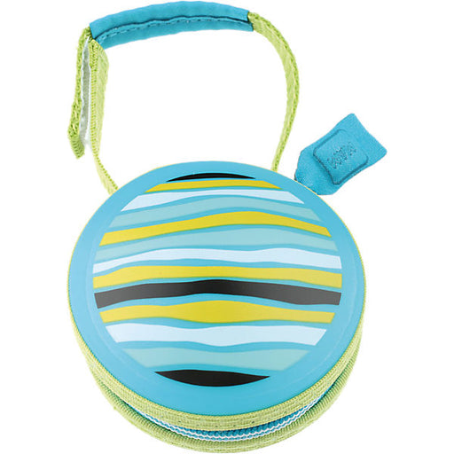Pacifier Bag, Pod, Turquoise