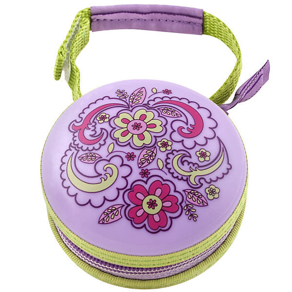 Pacifier Bag Pod, Pink