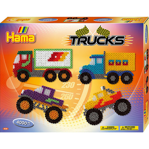 "HAMA Gift Box ""Trucks"""