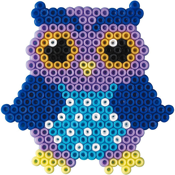 "HAMA Mini Beads Kit blister ""Owls"""
