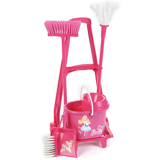 Barbie cleaning trolleyı
