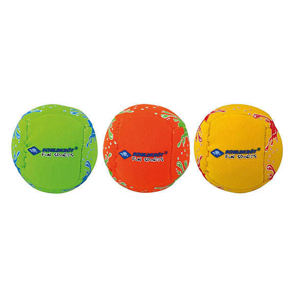 Neoprene Mini Fun Balls (Footbags)