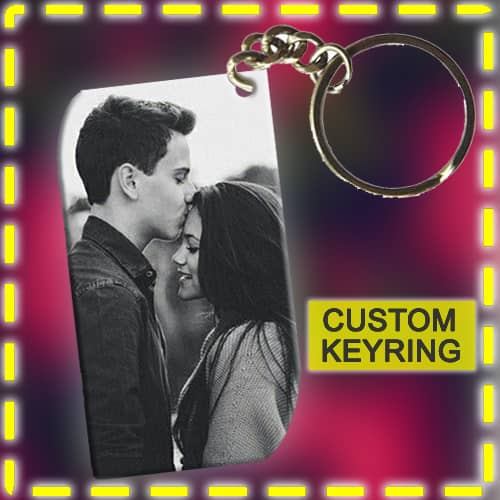 Paybydaddy Custom Key chain