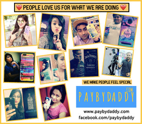 Paybydaddy Banner