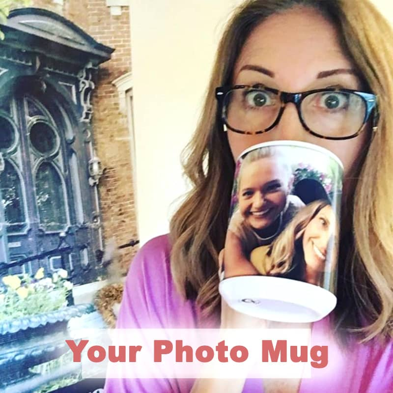 Paybydaddy Custom Photo Mug