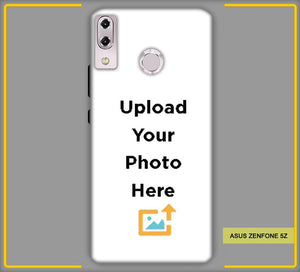 CustomizedIntex Asus ZenFone 5Z Stylus 4s Mobile Phone Covers & Back Covers with your Text & Photo