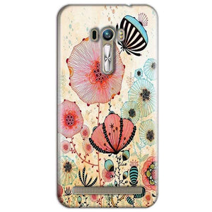 ASUS Zenfone Selfie Mobile Covers Cases Deep Water Jelly fish- Lowest Price - Paybydaddy.com