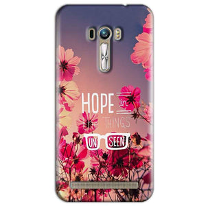 ASUS Zenfone Selfie Mobile Covers Cases Hope in the Things Unseen- Lowest Price - Paybydaddy.com