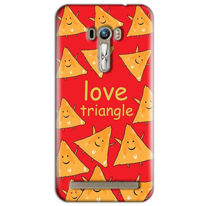 ASUS Zenfone Selfie Mobile Covers Cases Love Triangle - Lowest Price - Paybydaddy.com
