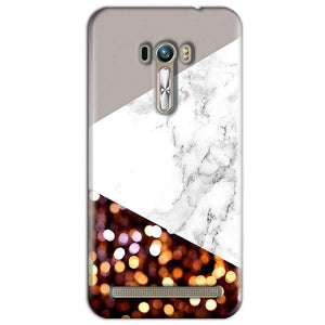 ASUS Zenfone Selfie Mobile Covers Cases MARBEL GLITTER - Lowest Price - Paybydaddy.com