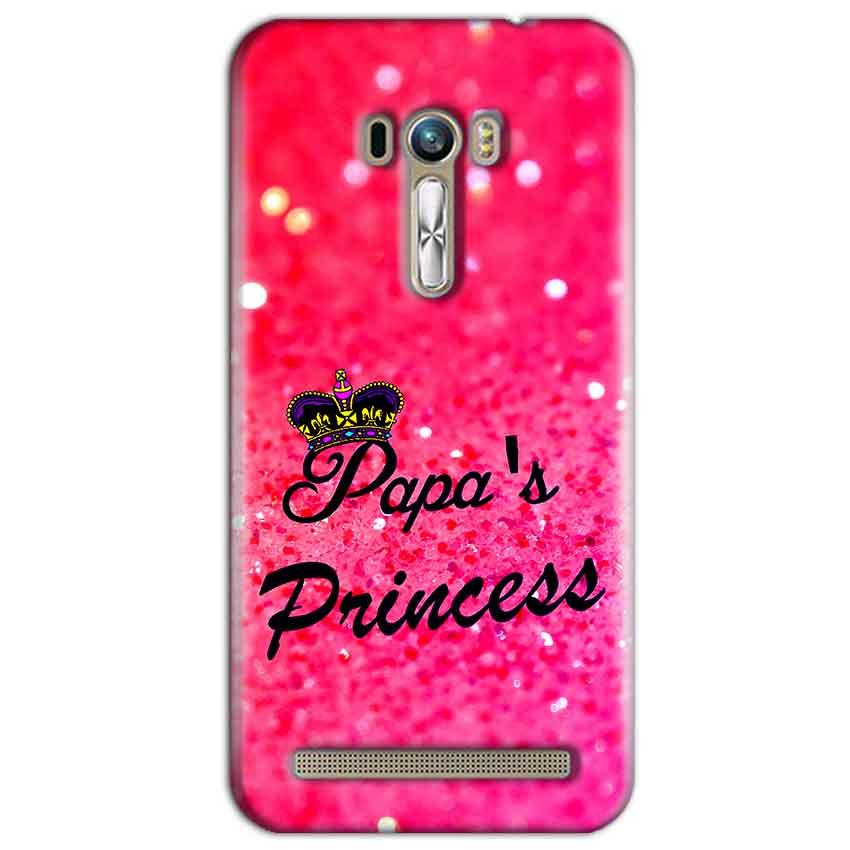 ASUS Zenfone Selfie Mobile Covers Cases PAPA PRINCESS - Lowest Price - Paybydaddy.com