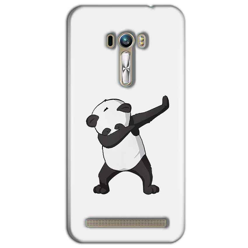 ASUS Zenfone Selfie Mobile Covers Cases Panda Dab - Lowest Price - Paybydaddy.com