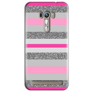 ASUS Zenfone Selfie Mobile Covers Cases Pink colour pattern - Lowest Price - Paybydaddy.com