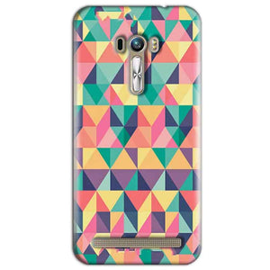ASUS Zenfone Selfie Mobile Covers Cases Prisma coloured design - Lowest Price - Paybydaddy.com