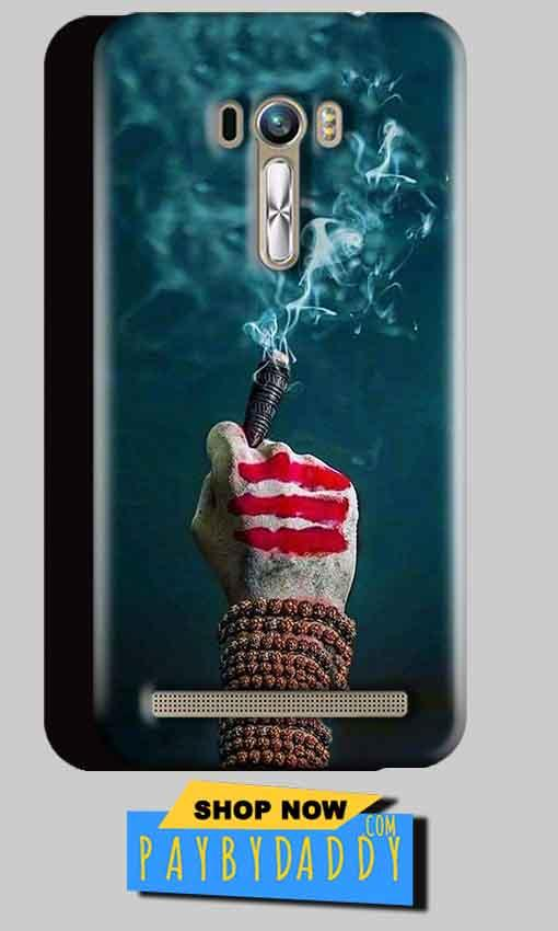 ASUS Zenfone Selfie Mobile Covers Cases Shiva Hand With Clilam - Lowest Price - Paybydaddy.com