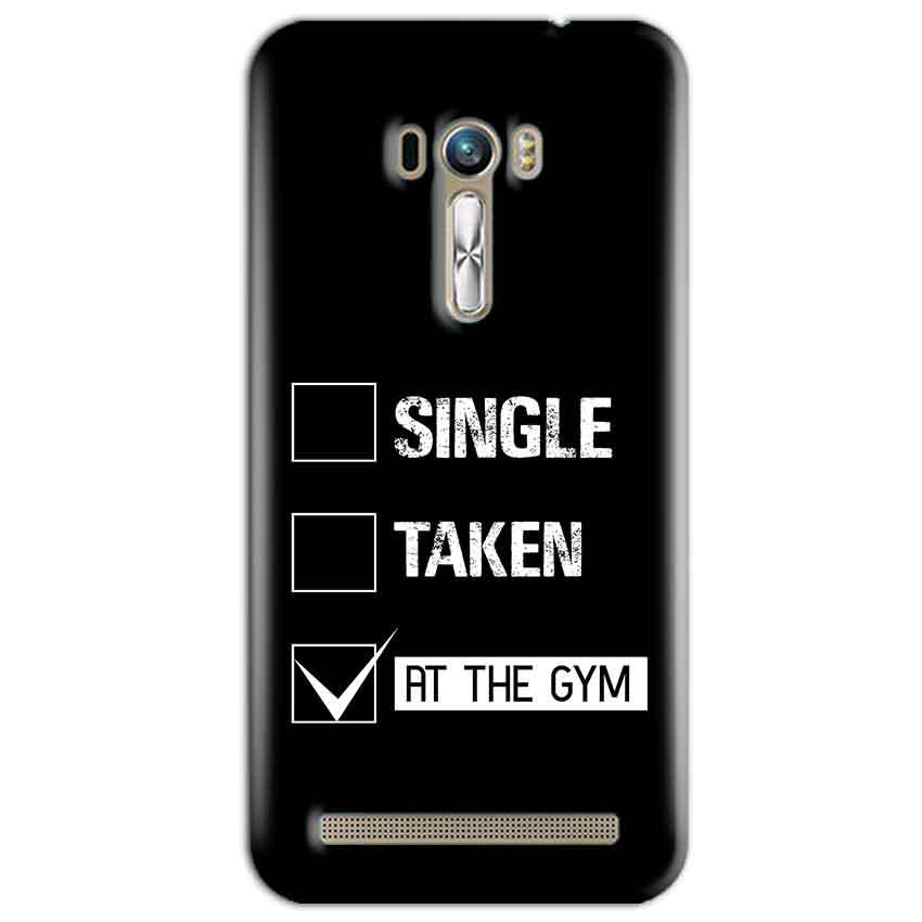 ASUS Zenfone Selfie Mobile Covers Cases Single Taken At The Gym - Lowest Price - Paybydaddy.com
