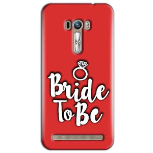 ASUS Zenfone Selfie Mobile Covers Cases bride to be with ring - Lowest Price - Paybydaddy.com