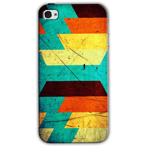 Apple iPhone 4 Mobile Covers Cases Colorful Patterns - Lowest Price - Paybydaddy.com