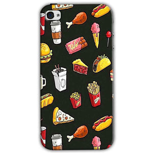 Apple iPhone 4 Mobile Covers Cases Foodie Design - Lowest Price - Paybydaddy.com