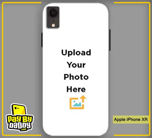 Customized Apple iPhone XR Mobile Phone Covers & Back Covers with your Text & Photo