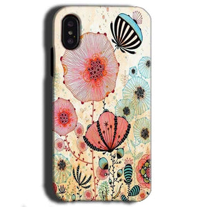 Apple iPhone X Mobile Covers Cases Deep Water Jelly fish- Lowest Price - Paybydaddy.com