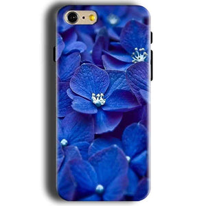 Apple iphone 5 5s Mobile Covers Cases Blue flower - Lowest Price - Paybydaddy.com
