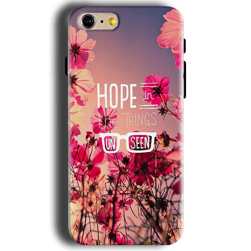 Apple iphone 5 5s Mobile Covers Cases Hope in the Things Unseen- Lowest Price - Paybydaddy.com