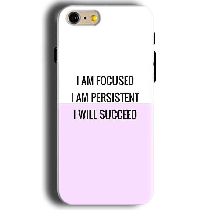 Apple iphone 5 5s Mobile Covers Cases I am Focused - Lowest Price - Paybydaddy.com